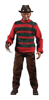 A Nightmare On Elm Street Freddy Krueger - Mezco One:12