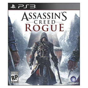 Game Assassins Creed Roque Ps3 Ubisoft 23276