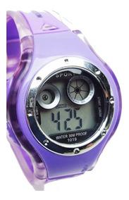 Relógio Masculino Infantil Digital C/ Led Barato