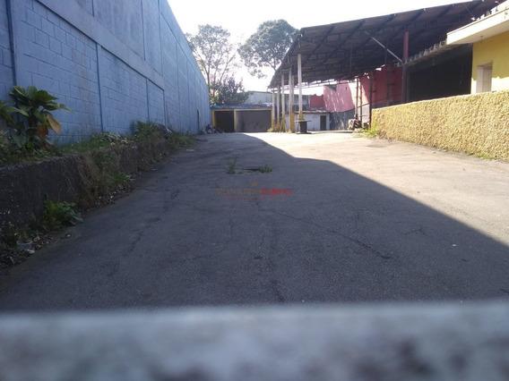 Alugo E Vendo Terreno Na Av Do Rio Bonito - Area De 1000 Metros - Ideal Para Estacionamento - Sz4153