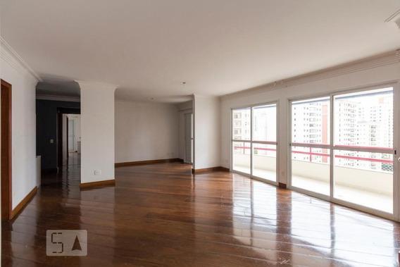 Apartamento No 14º Andar Com 3 Dormitórios E 3 Garagens - Id: 892990899 - 290899