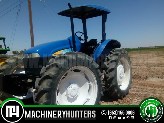 Tractor 2011 New Holland, Tractores, Agricola, Maquinaria