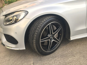 Mercedes-benz Clase C 2.0 250 Cgi Coupe At 2018