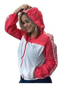 Jaqueta Corta Vento Casaco Blusa Feminina Impermeável Mulher