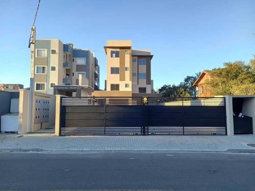 Imagem 1 de 15 de Apartamento Para Venda Em São José Dos Pinhais, Parque Da Fonte, 2 Dormitórios, 1 Banheiro, 1 Vaga - 100_2-1226216