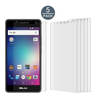 5 Packblu R1 Hd High Defintion Ultra Clear Protector De Pant