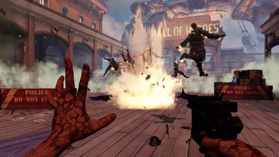 Bioshock Infinite The Complete Edition Ps3 Mídia Física