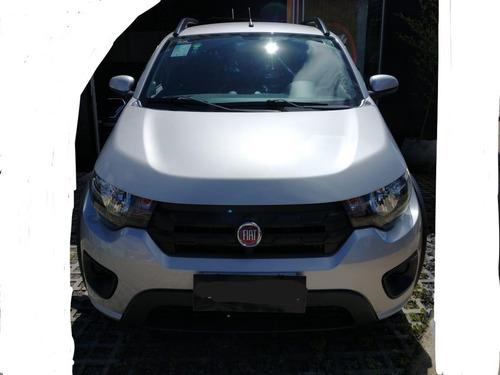 Fiat Mobi Way 1.0 2018