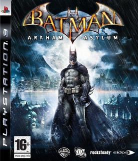 Batman: Arkham Asylum Digital Latino Ps3