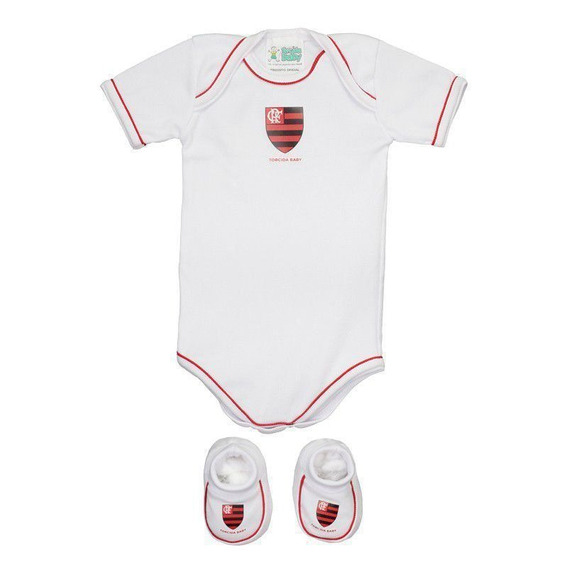 Kit Body Flamengo