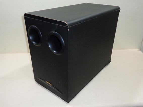 Subwoofer Gradiente Sw-1001 Do Home Theater Htb-300 - Usado
