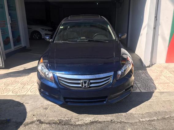 Honda Accord Ex Recibo Vehículos