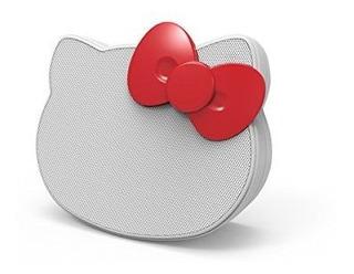 Ihome Hello Kitty Altavoz Bluetooth Inalambrico Con Linea En