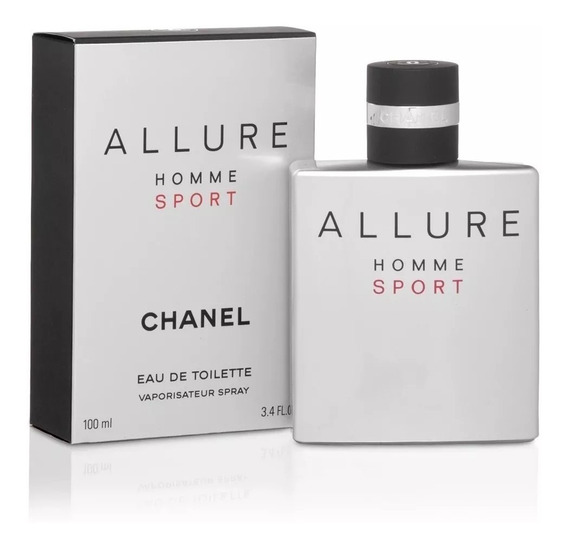 Allure Homme Sport - Chanel - Edt - 50ml - Original