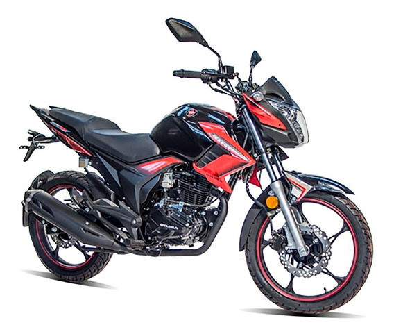 Moto Gilera Vc 200 Naked Calle Reingreso Novedad 0km