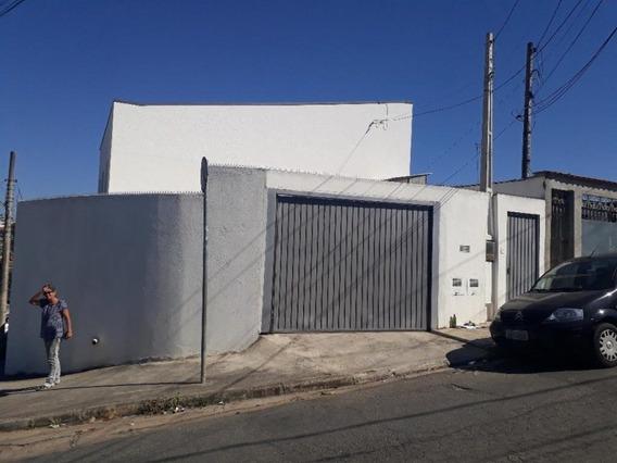 Excelente Casa Assobradada -vila São Sebastião - Ca0174 - 33283832