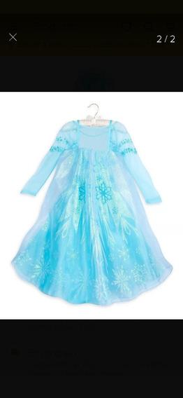 Vestido Frozen Elsa Original Disney Store