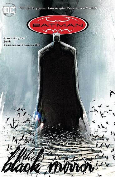 Hq - Batman: The Black Mirror