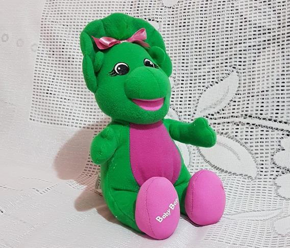 Pelúcia Baby Bop - Turma Do Barney - Fisher Price