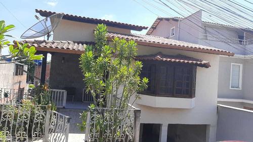 Imagem 1 de 14 de Dg22 Bela Casa No Condomínio Village Anchieta, Rio Do Ouro !