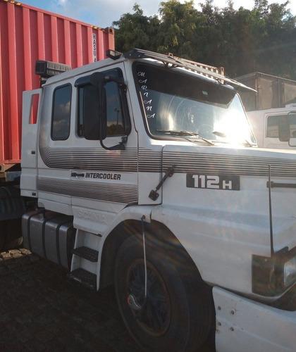 Scania, Randon 112h Faixa Cinza
