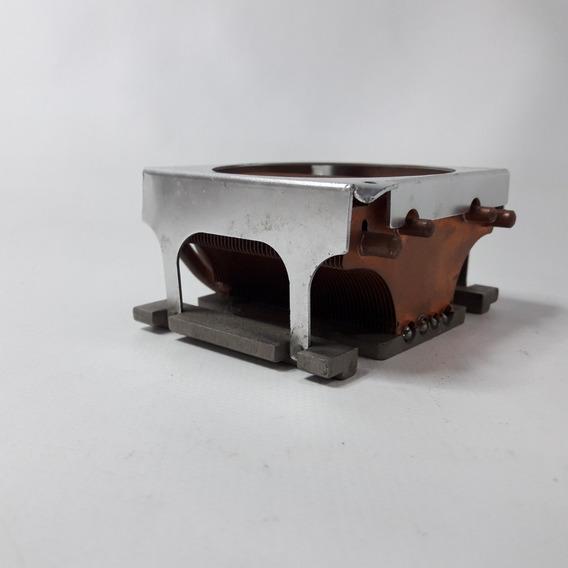 Dissipador De Calor Alumínio/ Cobre Para Montagens Diversas