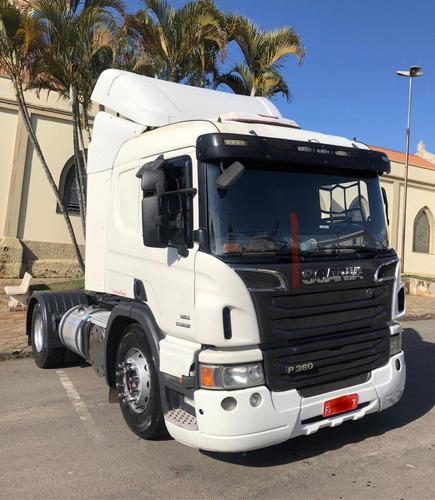 Imagem 1 de 10 de Scania P360
