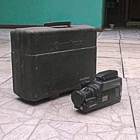Filmadora Gradiente Videomaker Vhs - Apenas Para Colecionar