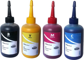 Tinta Pigmentada Inktec Para Hp Pro