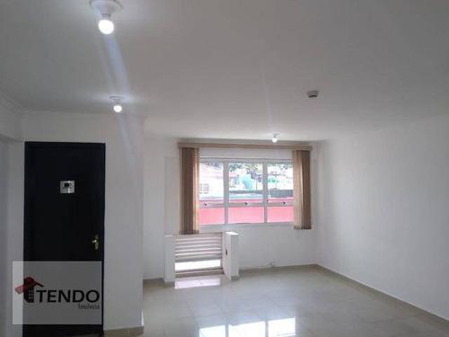 Imagem 1 de 15 de Sala À Venda, 31 M² Por R$ 180.000 - Jardim Itapark - Mauá/sp - Sa0065