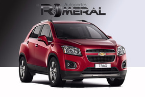 Chevrolet Trax 2014 Autopartes Piezas Partes Refacciones Kit