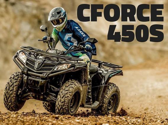 Quadriciclo Cforce 450s Atv Cfmoto 4x4 Quadri E Cia Off Road