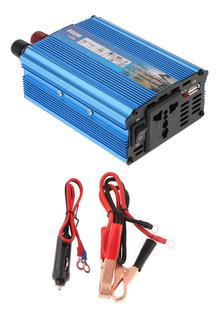 Inversor Solar Para Corriente De Autos Eléctrico Con