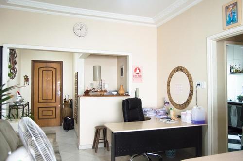 Apartamento À Venda - Bela Vista, 3 Quartos,  83 - S893006478