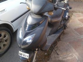 Scooter Negra De Ocasion