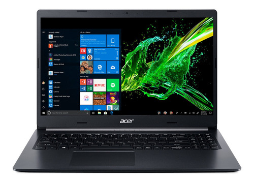 Notebook  Acer 15'6  Core I3 + 12 Gb Ram + 256ssd