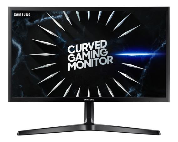 "Monitor Samsung C24RG50FQL LED 23.5"" negro 110V/220V"