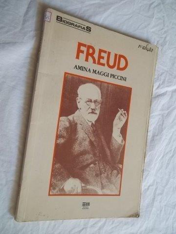 * Livros - Amina Maggi Piccini - Freud - Biografias