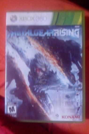Metal Rising Xbox 360