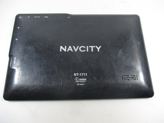 Tampa Traseira Do Tablet Navcity Nt-1711