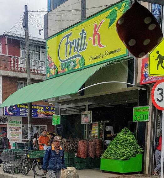 Vendo Fruver Bogotá