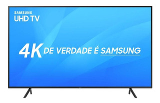 Smart Tv Led 43 Samsung Ultra Hd 4k 43nu7100 Com Conversor