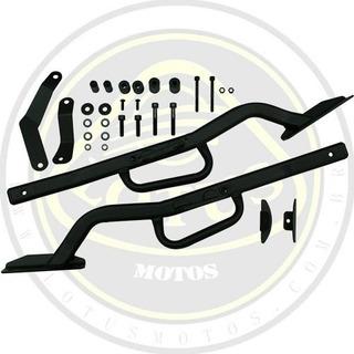 Suporte Pra Bau Givi Honda X-adv 750 1156fz Sem Base 024050 Com Nota