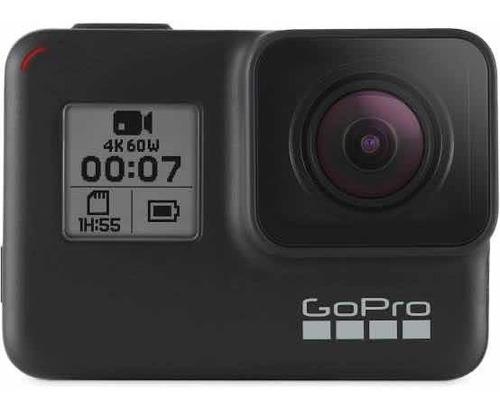 Gopro Hero7 Black + 3 Baterias + Case Carregadora