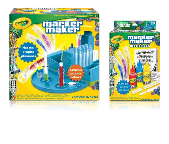 Kit Marker Maker Crayola