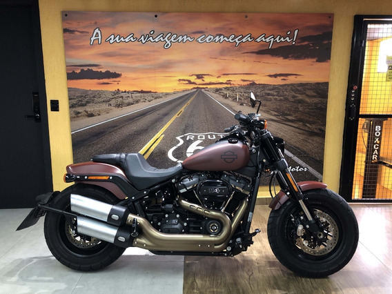 Harley Davidson Fat Bob 114 2018 Impecavel