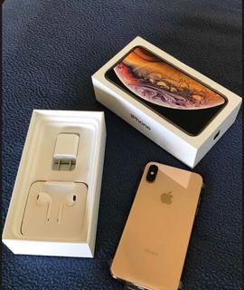 iPhone Xs Max Gold 64gb Sin Detalles