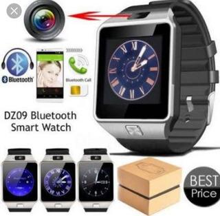 Smartwatch Relogio Celular Dz09 Android E Ios