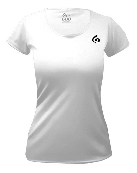 Remera Deportiva Mujer Gdo Fit Running Ciclista