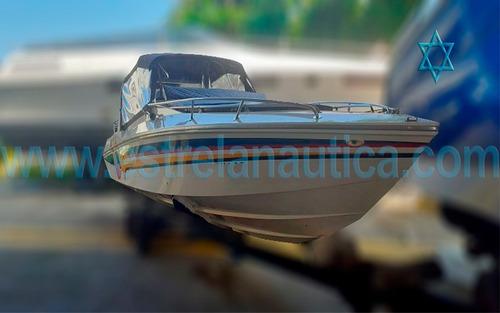 Lancha Magnum 29 Barco Iate N Ferretti Azimut Intermarine